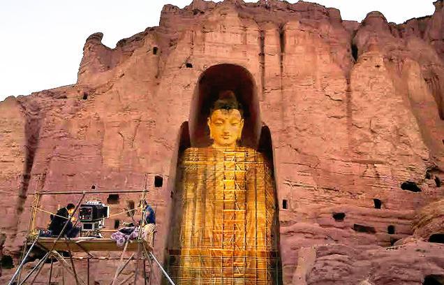 Buddha-projections